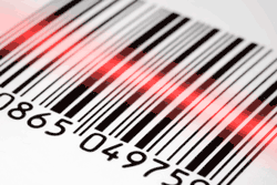 scanning barcodes is easier and more accurate than typing